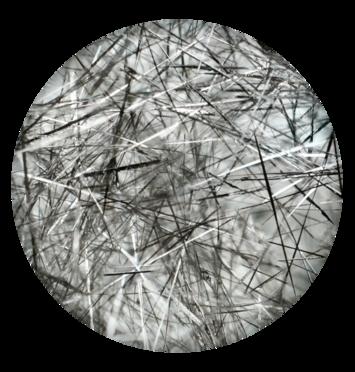 Metal Fiber Material Iron-Based Alloy