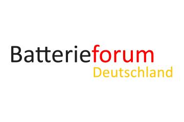 Logo Batterieforum Deutschland