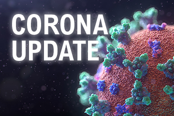 Corona virus illustration
