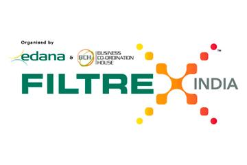 Logo FILTREX™ India 2019